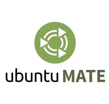 Ubuntu MATE Stacked Logo